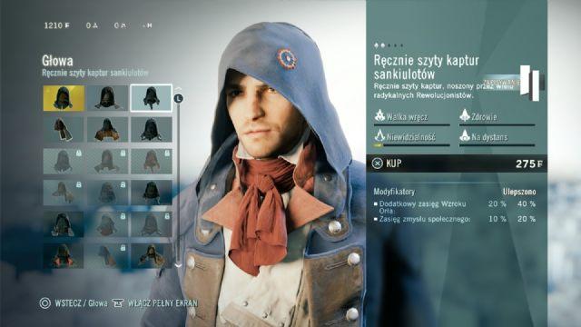 Recenzja gry Assassin's Creed: Unity - nowa generacja asasynów - ilustracja #4