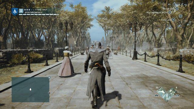 Recenzja gry Assassin's Creed: Unity - nowa generacja asasynów - ilustracja #3