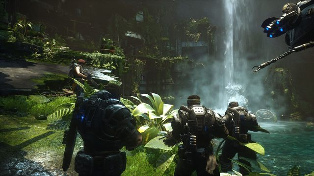 Gears 5 Review – All Cogs in Right Places - picture #1