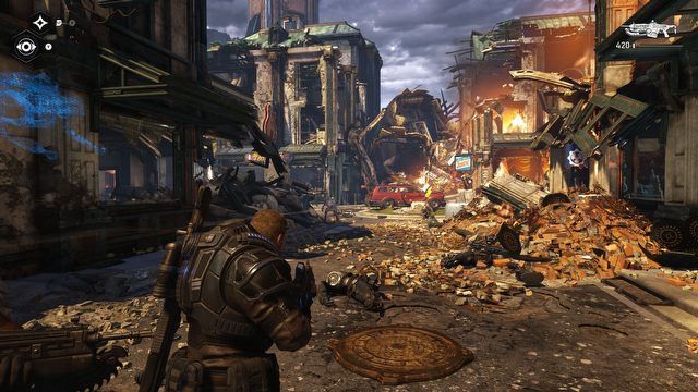 Gears 5 Review – All Cogs in Right Places - picture #4