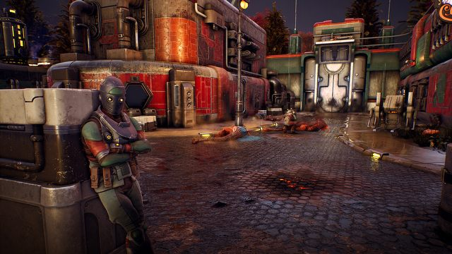We played The Outer Worlds - RPG ugly, but just the way it used to be. - picture #2