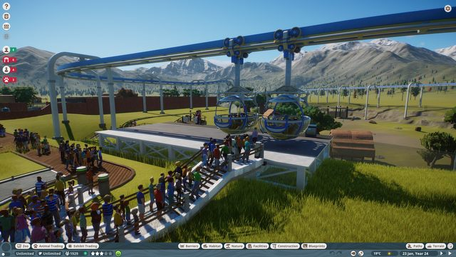 Planet Zoo Review – Is This Even a Game? - picture #2