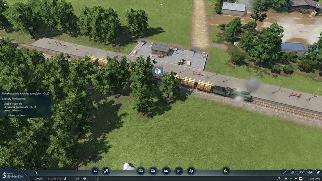 Transport Fever 2 Review – Good Sim; Poor Tycoon - picture #4