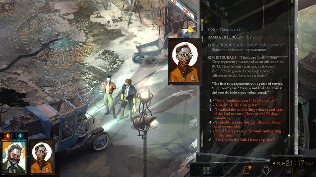 Disco Elysium Review – A Hyper-Ambitious, Quirky RPG from Estonia - picture #3