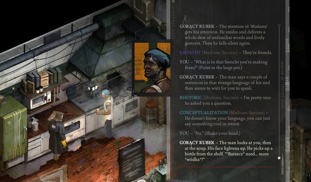 Disco Elysium Review – A Hyper-Ambitious, Quirky RPG from Estonia - picture #6