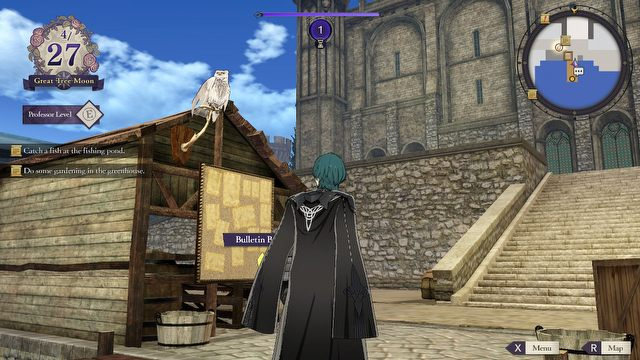 Fire Emblem: Three Houses Review – Decent Tactical Adventure - picture #3