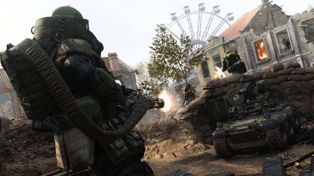 Call of Duty Changes Focus – We Tried Modern Warfare Multiplayer - picture #1