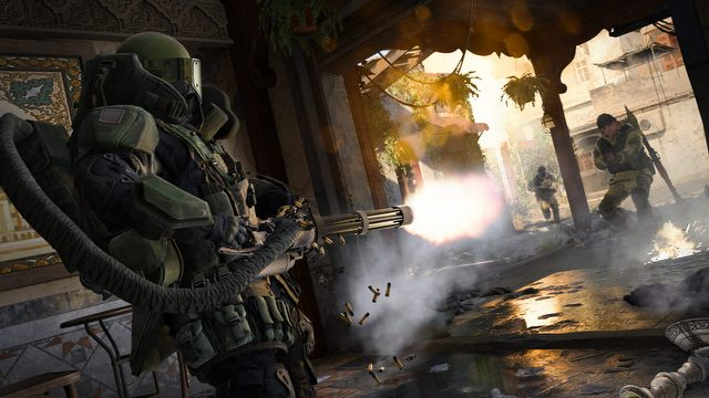 Call of Duty Changes Focus – We Tried Modern Warfare Multiplayer - picture #3