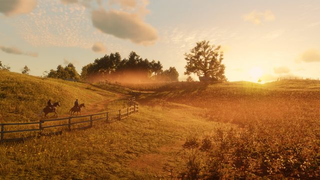 Red Dead Redemption 2 PC Hands-on – Feel Like Upgrading yet? - picture #1
