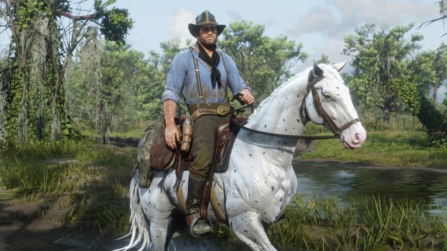 Red Dead Redemption 2 PC Hands-on – Feel Like Upgrading yet? - picture #5