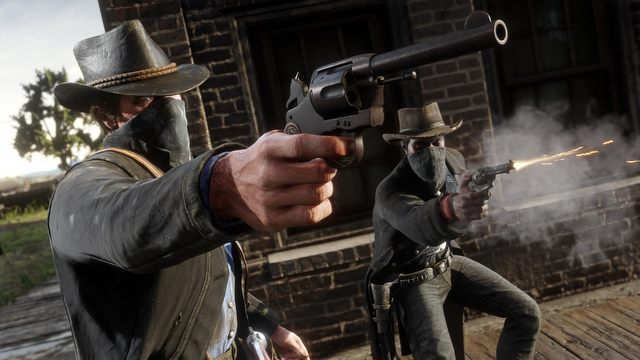 Red Dead Redemption 2 PC Hands-on – Feel Like Upgrading yet? - picture #3