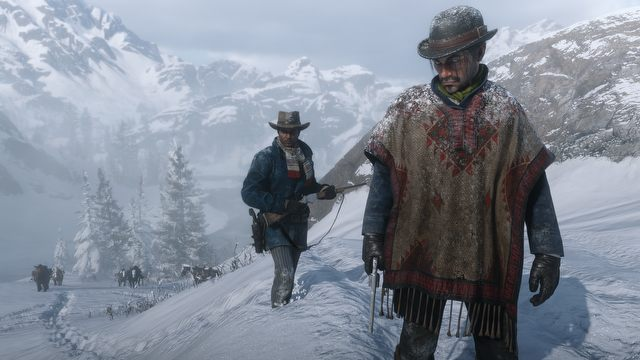 Red Dead Redemption 2 PC Hands-on – Feel Like Upgrading yet? - picture #4