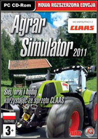 Game Agrar Simulator 2011 (PC) Cover