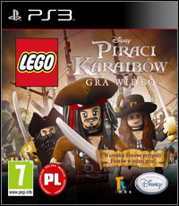 Gra LEGO Pirates of the Caribbean: The Video Game (PS3)