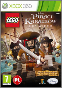 LEGO Pirates of the Caribbean: The Video Game [X360]