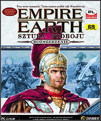 Gra Empire Earth: The Art of Conquest (PC)
