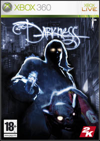 Okładka The Darkness (X360)