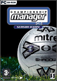 Championship Manager: Season 03/04 (PC) ok?adka