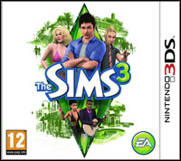 Game The Sims 3 (PC) Cover