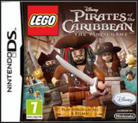 Okładka LEGO Pirates of the Caribbean: The Video Game (NDS)