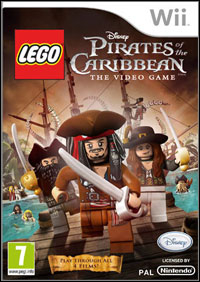 Okładka LEGO Pirates of the Caribbean: The Video Game (Wii)