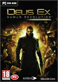 Gra Deus Ex: Human Revolution (PC)