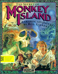 The Secret of Monkey Island [PC]