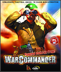 Game War Commander (PC) Cover