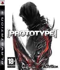 Gra Prototype (PS3)