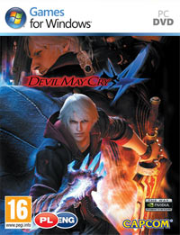 Okładka Devil May Cry 4 (PC)