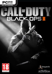 Game Call of Duty: Black Ops II (WiiU) Cover
