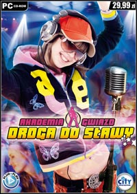 Akademia Gwiazd: Droga do Slawy Game Box