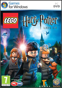 Gra LEGO Harry Potter: Years 1-4 (PC)