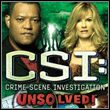 game CSI: Crime Scene Investigation - Unsolved!
