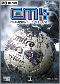 Gra Championship Manager 4 (PC)