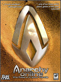 Game Anarchy Online (PC) Cover