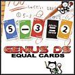 game Genius DS: Equal Cards