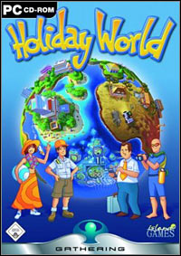 Game Holiday World (PC) Cover