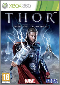 Thor: God of Thunder ok�adka