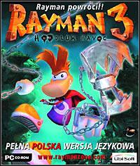 Game Rayman 3: Hoodlum Havoc (PC) Cover