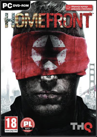 Okładka Homefront (PC)