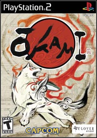 Game Okami (PS2) Cover