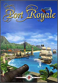 Okładka Port Royale (PC)