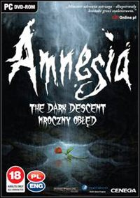 Gra Amnesia: The Dark Descent (PC)
