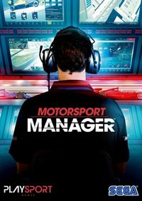 Game Motorsport Manager (iOS) Cover