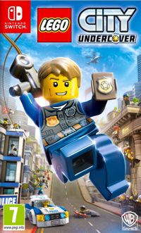 Game LEGO City: Undercover - The Chase Begins (3DS) Cover