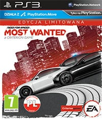 Game Need for Speed: Most Wanted (PC) Cover