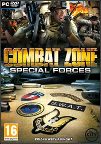 Game Combat Zone: Special Forces (PC) Cover
