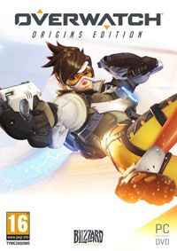 Okładka Overwatch (PC)