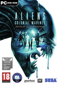 Okładka Aliens: Colonial Marines (PC)